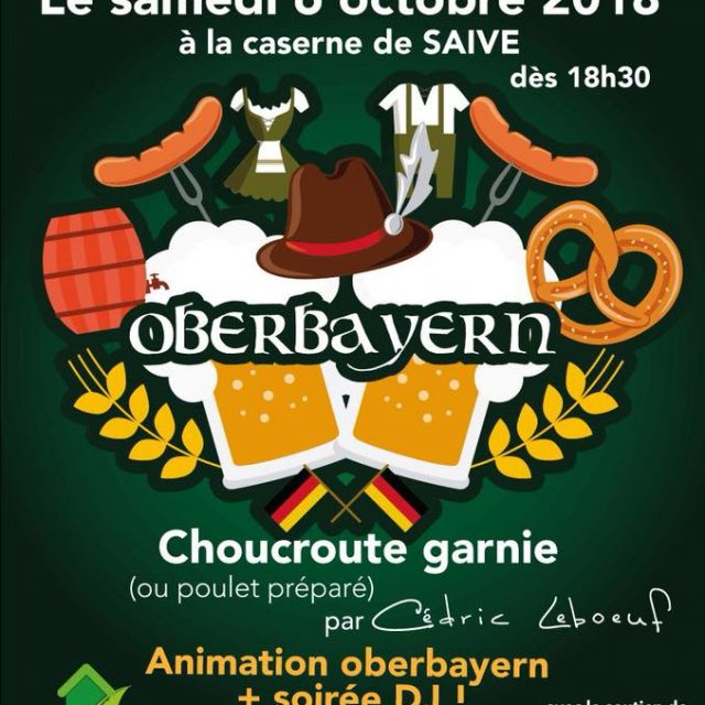 Souper-spectacle OBERBAYERN