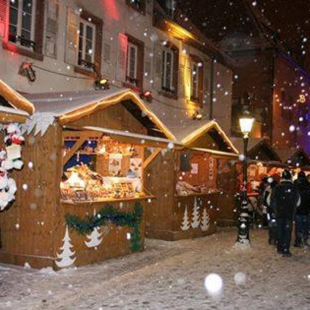 Participation au Marché de Noël de SAIVE
