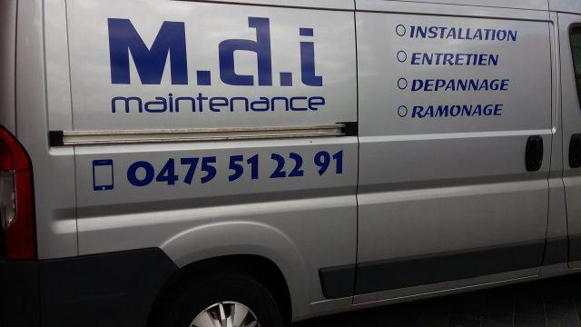 DELLA VECCHIA Toni – M.D.I + maintenance