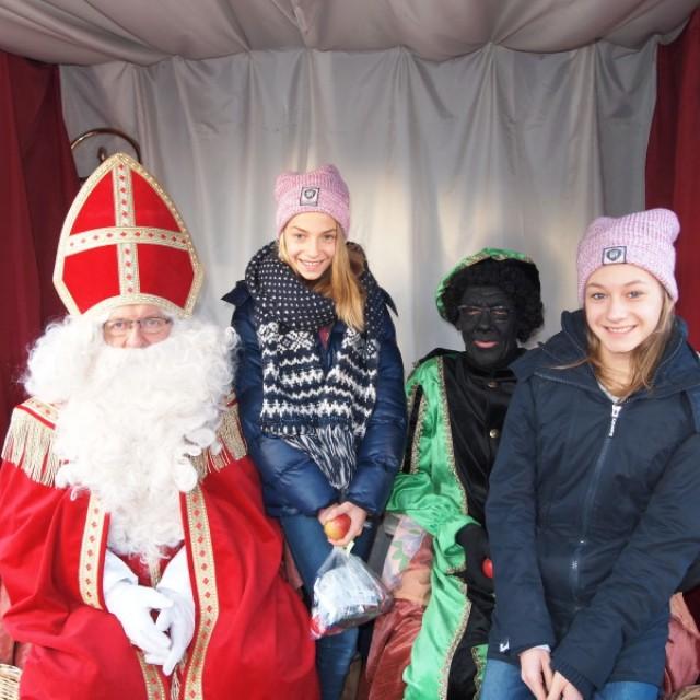 Saint-Nicolas est à Saive !